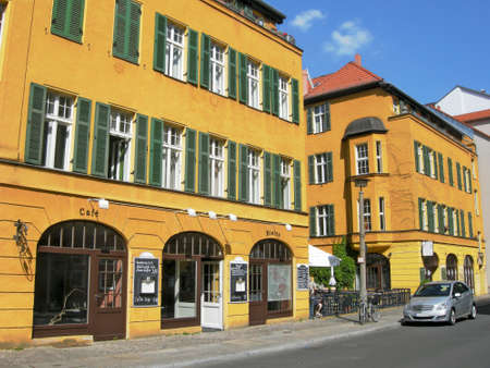 mietspiegel: Renovated old buildings