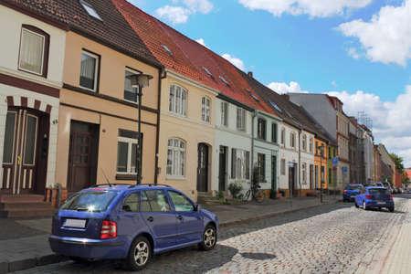 urban idyll: Old City of Wismar Editorial