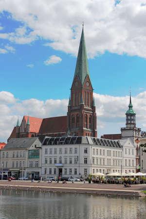 urban idyll: Schwerin Editorial