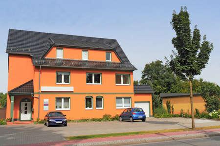 brandenburg home ownership: Renovated House Editorial