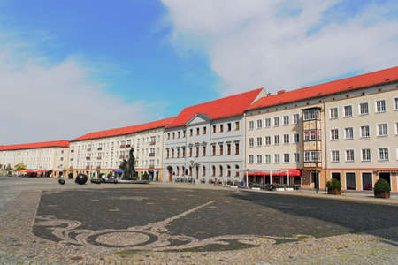 Dessau City Hall Square