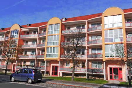 apartment search: Prefab