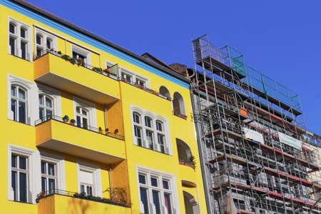 prenzlauerberg: house renovation
