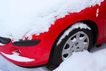 winter tires: Winter tires Stock Photo