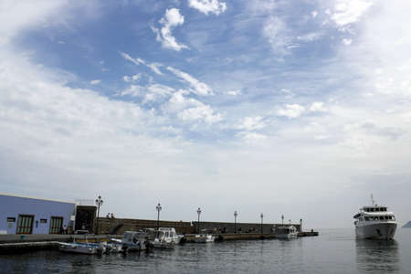 eolie: Port of Lipari