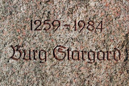 burg: Burg Stargard