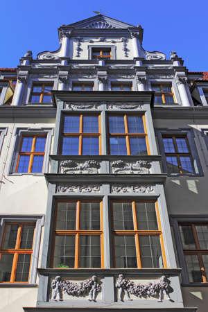 mietspiegel: Restored town house
