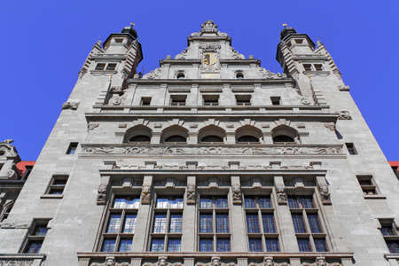 town halls: Leipzig New Town Hall