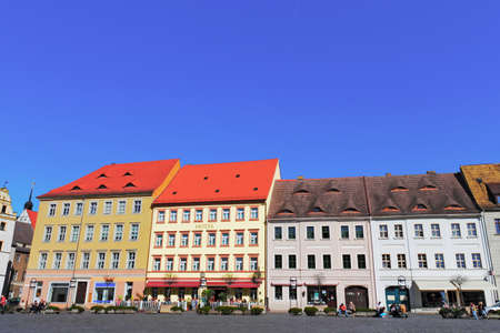 town idyll: Torgau old city