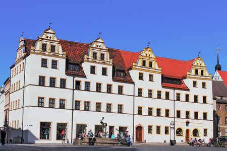 Torgau - old city