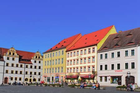 town idyll: Old City of Torgau Editorial
