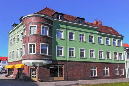 lower lusatia: Restored House