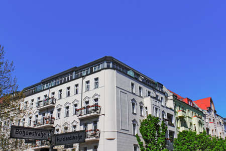 prenzlauerberg: Berlin Boetzow Quarter