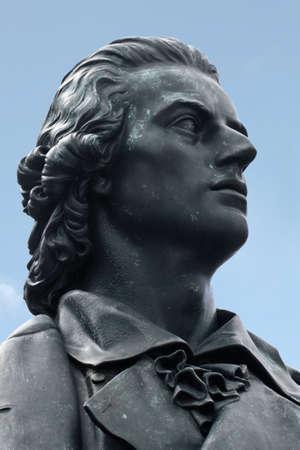 national poet: Friedrich Schiller