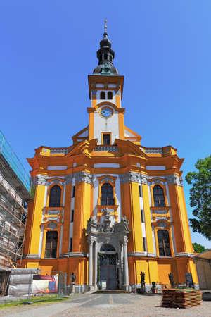 lower lusatia: Kloster Neuzelle