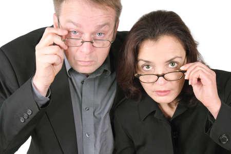 business skeptical: irritaci�n
