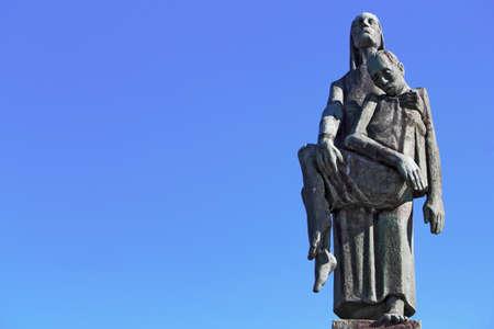 kz: Ravensbrueck Memorial