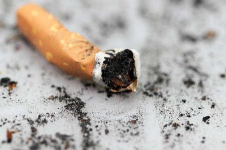 spoiling: Smoking kills