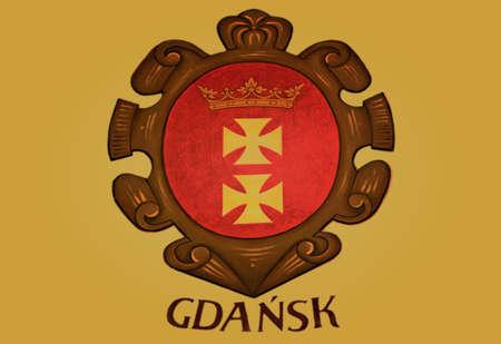 gdansk: Gdansk Coat of Arms