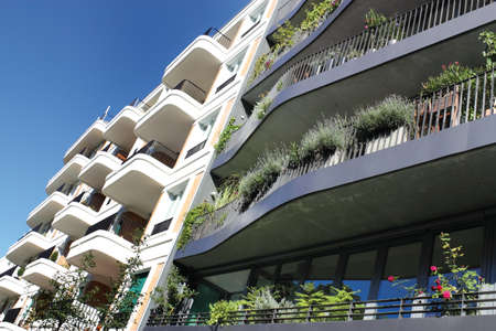 prenzlauerberg: Balcony Facades