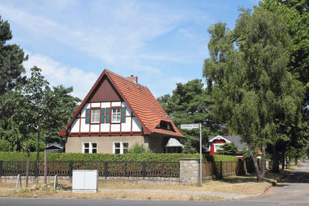 better living: Berlin Wilhelmshagen