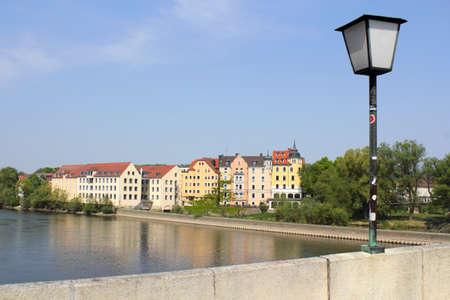Regensburg on the Danube photo