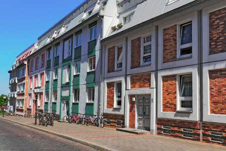 plattenbauten: Modern House Line