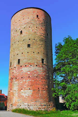 Anklam Powder Tower