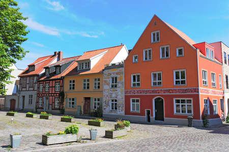 town idyll: Old City Stralsund