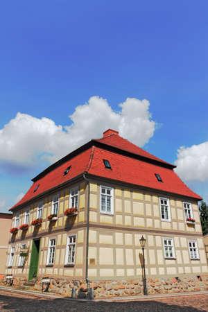 brandenburg home ownership: Telschow House