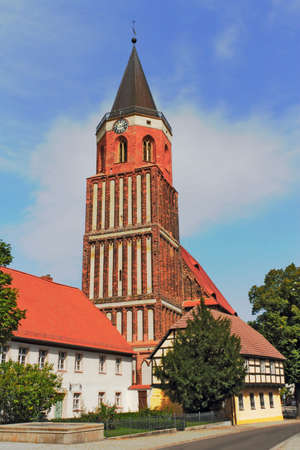 town idyll: Evangelical City Church
