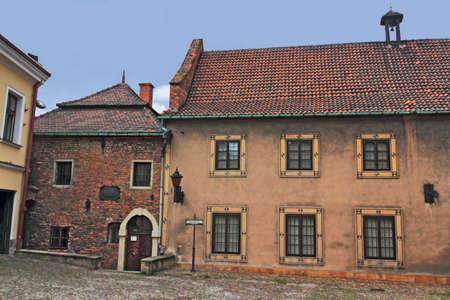 town idyll: Tarnow City Museum