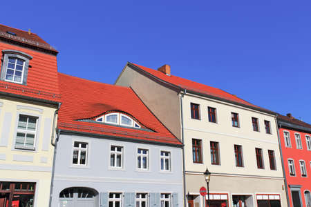 brandenburg home ownership: Renovated old houses