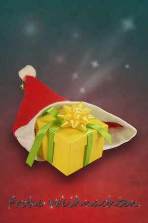earing: Merry Christmas