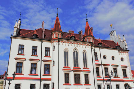 southern poland old building: Rzeszow City Palace