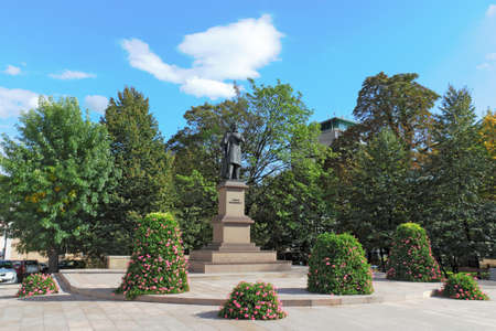 national poet: Adam Mickiewicz Memorial