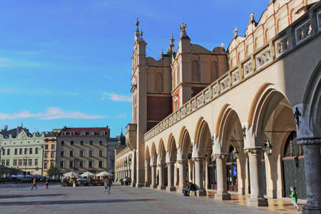 baudenkmal: Krakow Cloth Hall