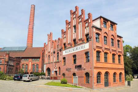 Cottbus William Mill