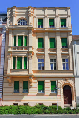 stay nice: Antiguo Edificio