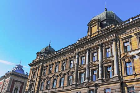 Old Buildings in Krakow photo