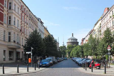 prenzlauerberg: Berlin - Prenzlauer Berg