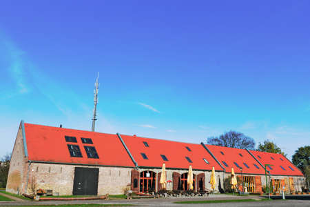heritage protection: Barn Quarter