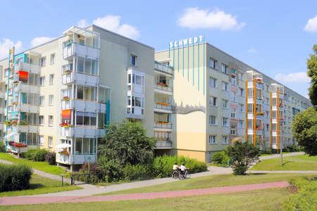 Panel in Schwedt photo