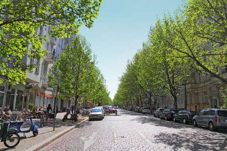 town idyll: Berlin Boetzow Quarter
