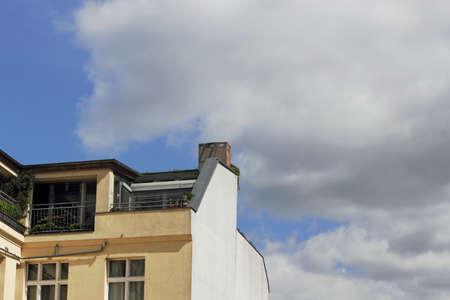 town idyll: penthouse