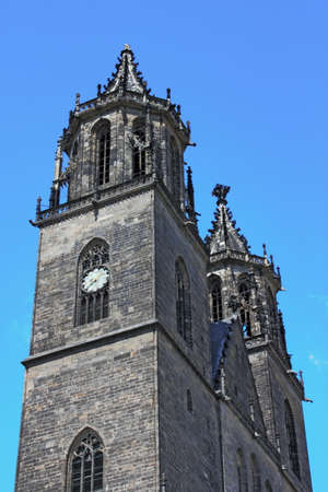 Cathedral of Magdeburg photo