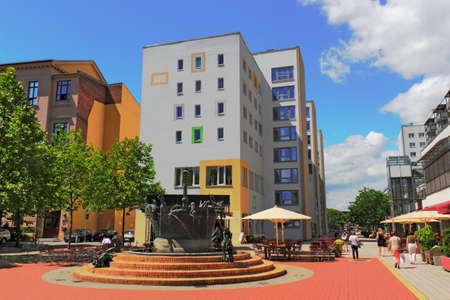 better living: Magdeburg