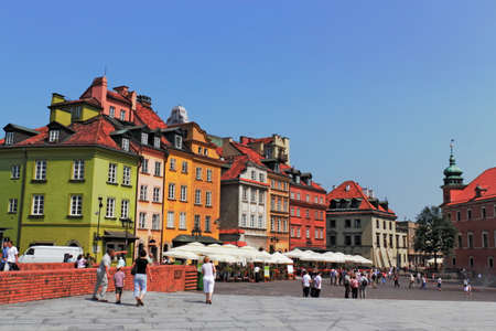 Old City of Warsaw