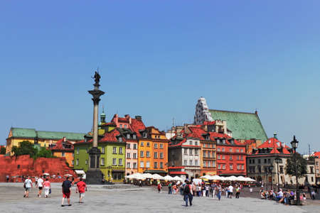 Old Town with Sigismund