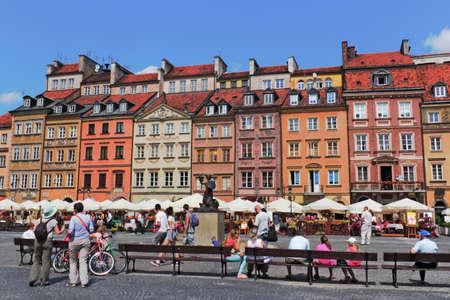 stare miasto: Warsaw Old Market
